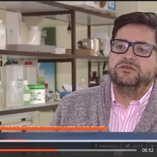 ENTREVISTA: Dr. Leiva Entrevistado en Tele 13 sobre contaminación en Quintero